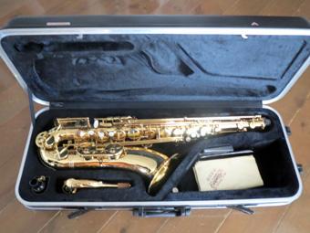 アンティグア テナーサックス スタンダード GL (antigua tenor)