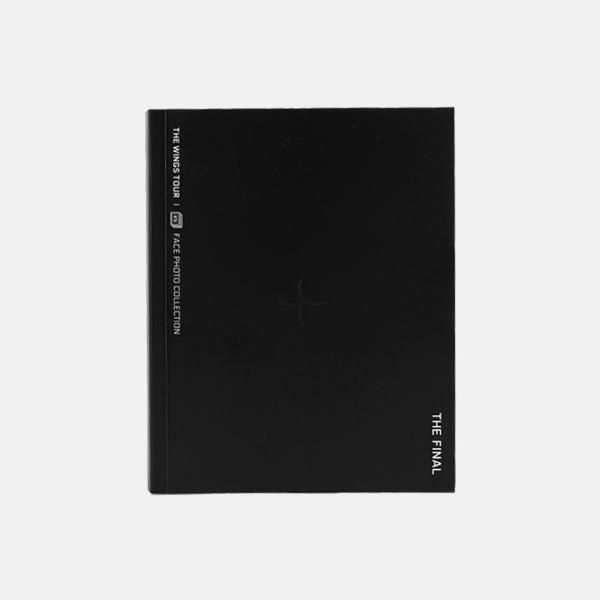 最新) BTS/防弾少年団★『THE WINGS TOUR / THE FINAL』 公式グッズ フェイス フォトコレクション PHOTO BOOK 新品/未開封