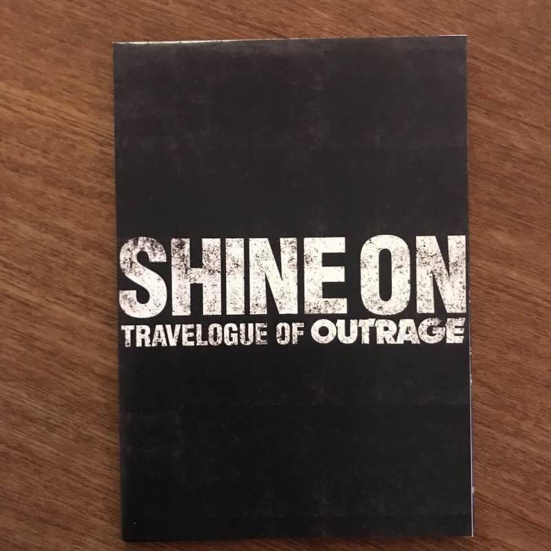 Outrage 映画 Shine On パンフレット ジャパメタ スラッシュ United ユナイテッド