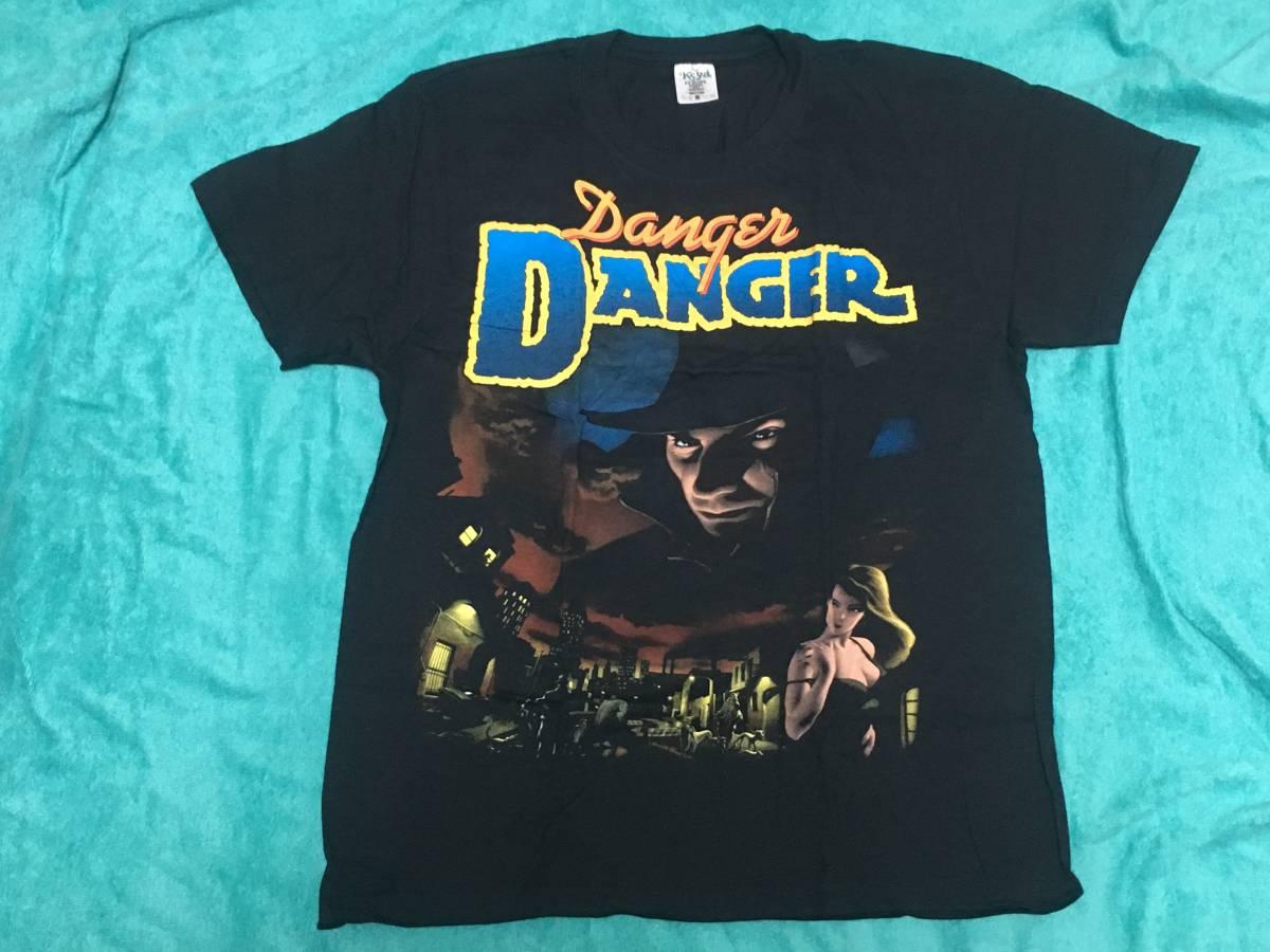 DANGER DANGER デンジャー デンジャー Tシャツ S バンドT ロックT Screw It FIREHOUSE WARRANT TRIXTER