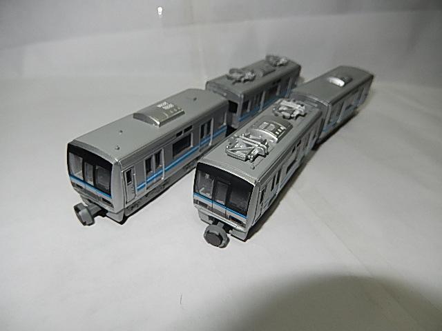 【送料無料】 Bトレインショーティ パート4 207系 4両(制作済み)