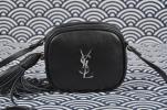 dfhgdregde - サンローラン YSL ショルダーバッグ ブラック 綺麗 ミニバッグ