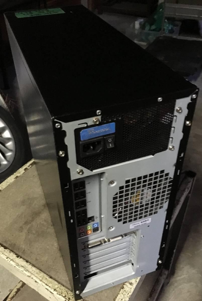 自作機 Corei7-860 /RAM16GB/2TB/Multi P55-CD53 動作OK 本体足欠品_画像2