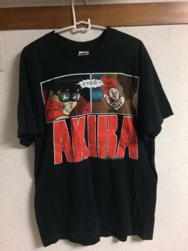 AKIRA アキラ Tシャツ サイズL
