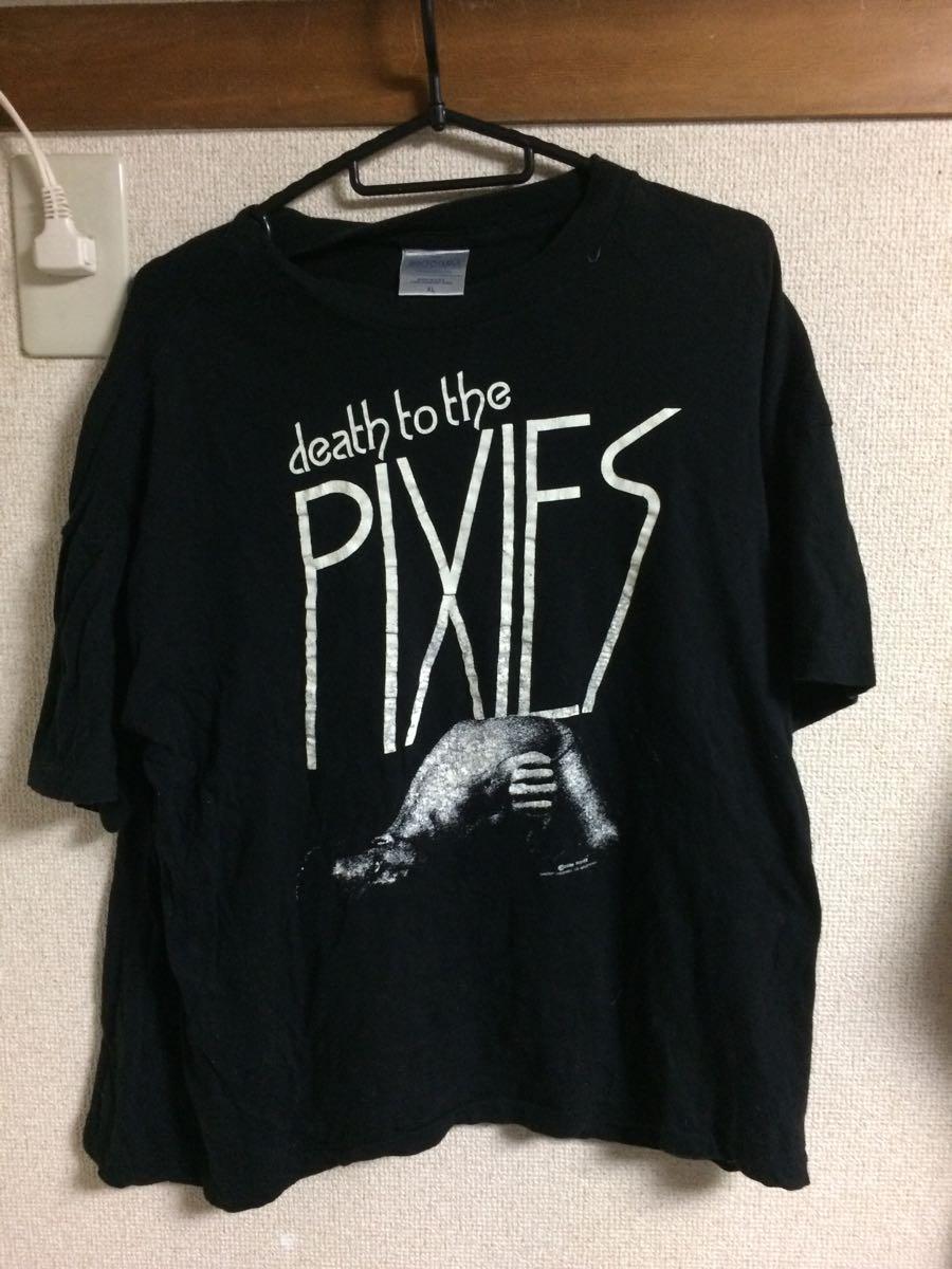 ピクシーズ Pixies ヴィンテージ tシャツ ライセンス入り