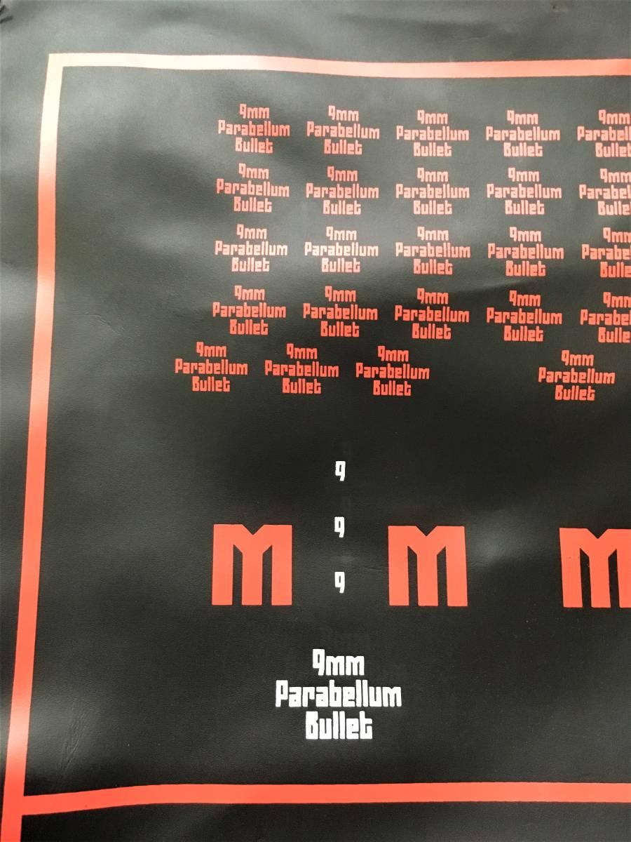 ★送料無料★ 9mm Parabellum Bullet レア ディスクユニオン DISK UNION バッグ グッズ