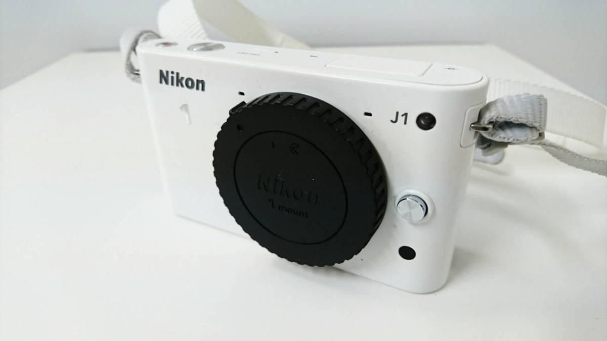 【1円出品】Nicon 1 J1 カメラ