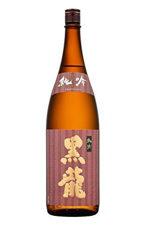 激安!福井県の銘酒★黒龍 純米吟醸1800ml  6本セットです。