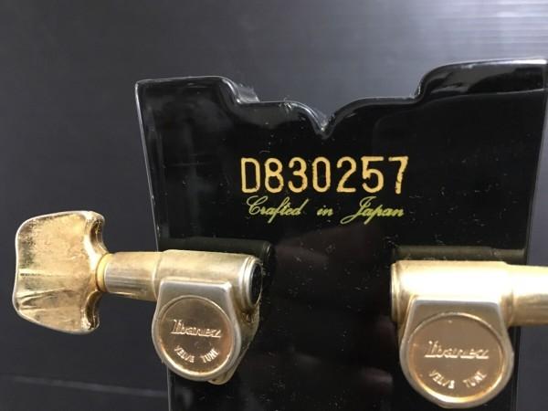 Ibanez アイバニーズ Artist AR305 ジャパンビンテージ 83年製造 エレキギター 中古_画像3