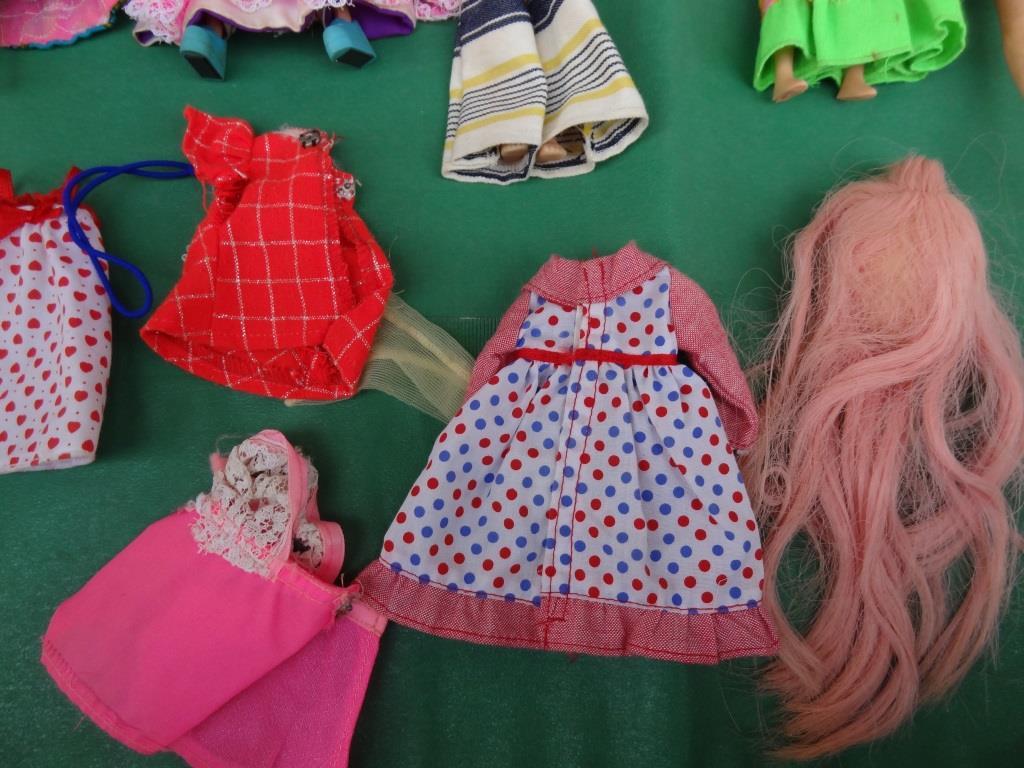 タカラ リカちゃん 着せ替え人形 洋服 靴 等 小物 セット 昭和レトロ 当時物 _画像9