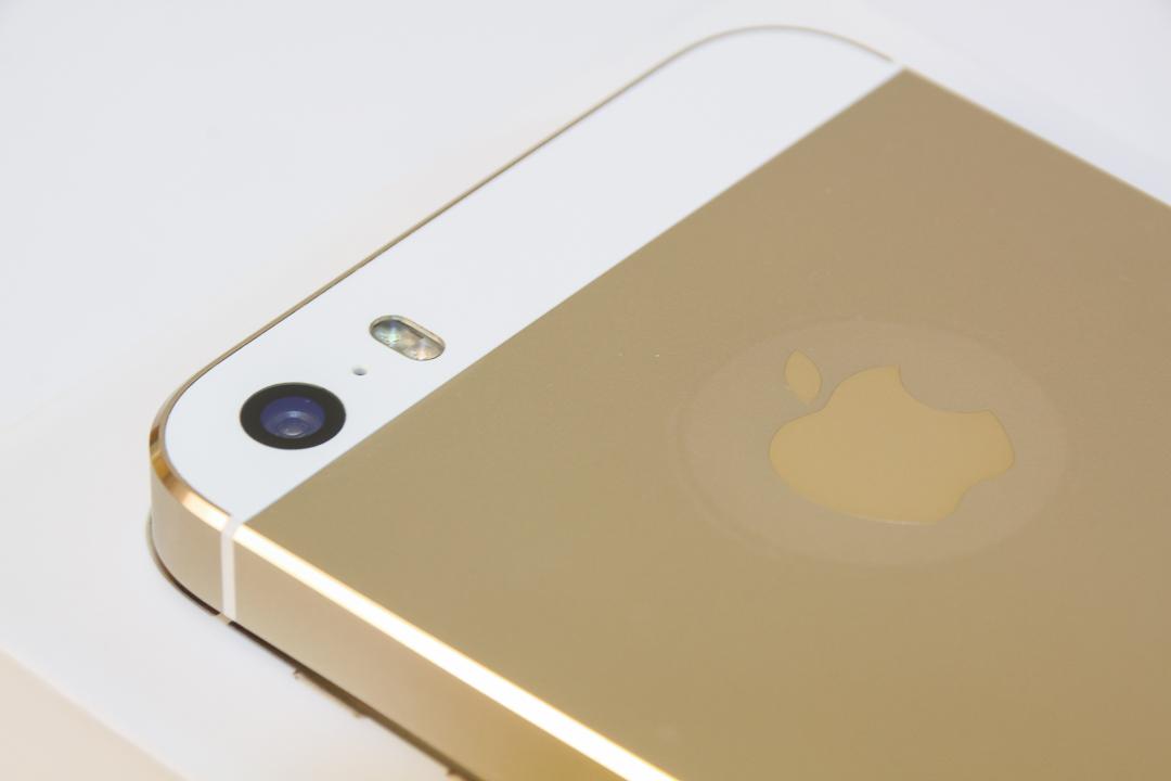 ★ iPhone 5s 32GB ゴールド / docomo / 判定〇 / 1円スタート ★_画像8