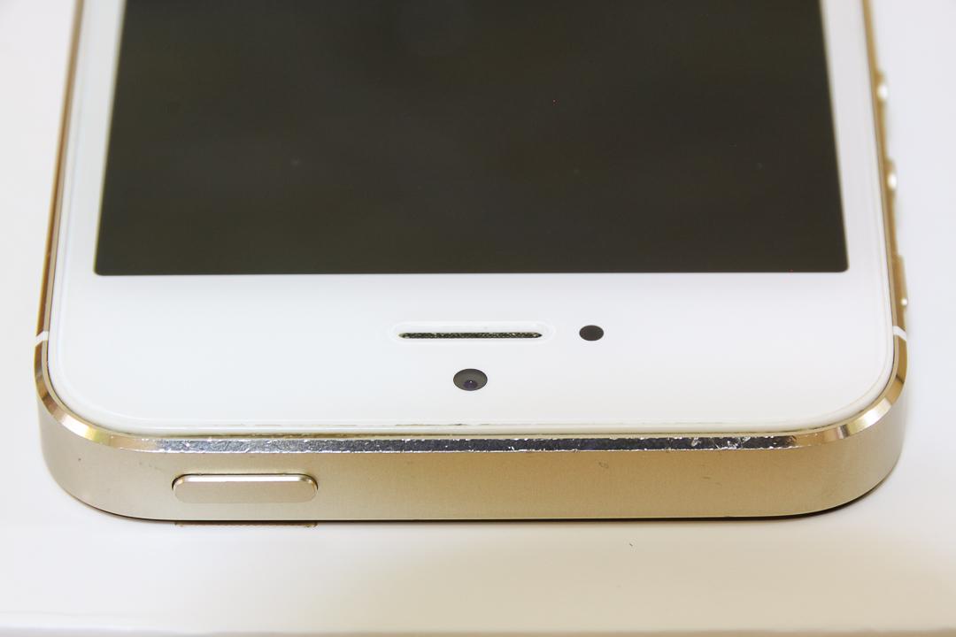 ★ iPhone 5s 32GB ゴールド / docomo / 判定〇 / 1円スタート ★_画像5