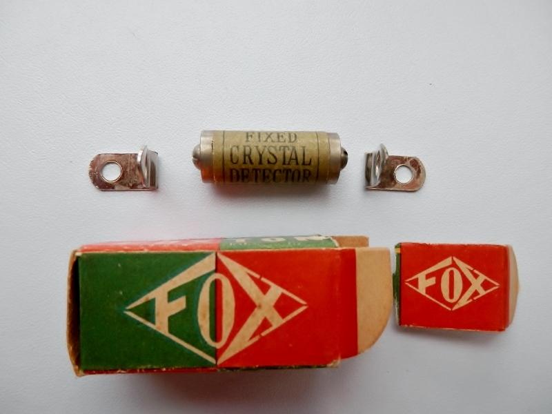 動作品の鉱石検波器を3つまとめて+おまけにもうひとつ=4つの動作品(鉱石・ゲルマ・真空管ラジオの好きな方に)_画像4