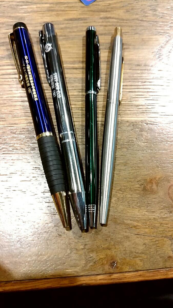 ボールペン 4本_画像1