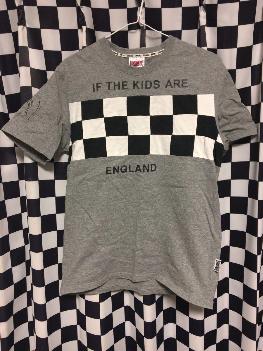 ロンズデール lonsdale フレッドペリー ベンシャーマン merc oi skins punk hardcore ska rudeboy tシャツ スキンズ