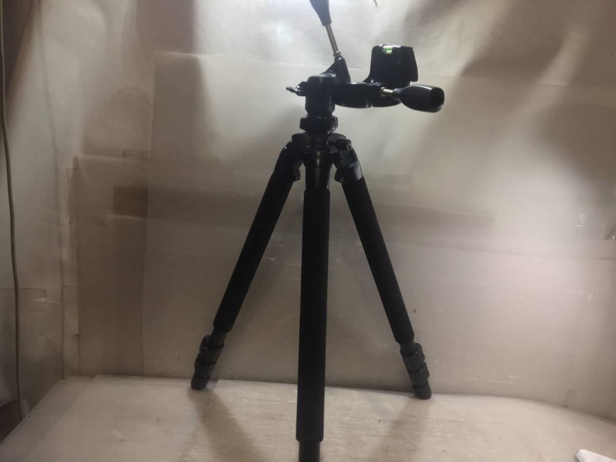 (23)SLIK AMT カメラ三脚 PRO 700DX-AMT