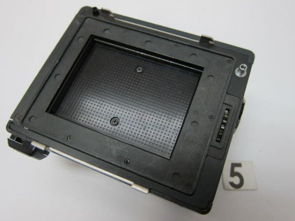 S33AC Zenza Bronica ETR 120 Film Back フィルムホルダー ジャンク 消費税0円_画像2