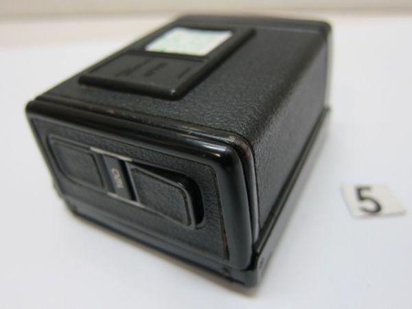 S33AC Zenza Bronica ETR 120 Film Back フィルムホルダー ジャンク 消費税0円_画像3