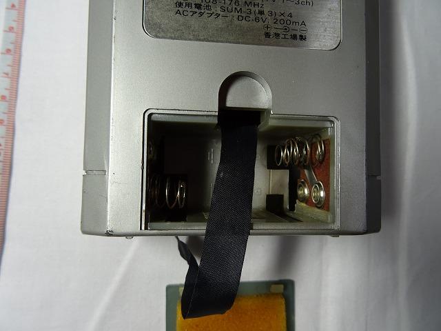 (ジャンク品) フェアメイト SPH-500 マルチバンドレシーバー FAIR MATE_画像6