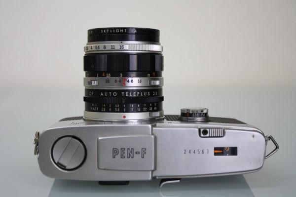 OLYMPUS PEN F /F.Zuiko Auto-S 38mm F1.8_画像5