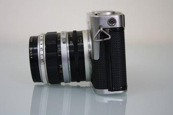OLYMPUS PEN F /F.Zuiko Auto-S 38mm F1.8_画像2