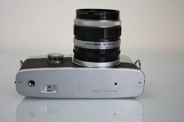 OLYMPUS PEN F /F.Zuiko Auto-S 38mm F1.8_画像7