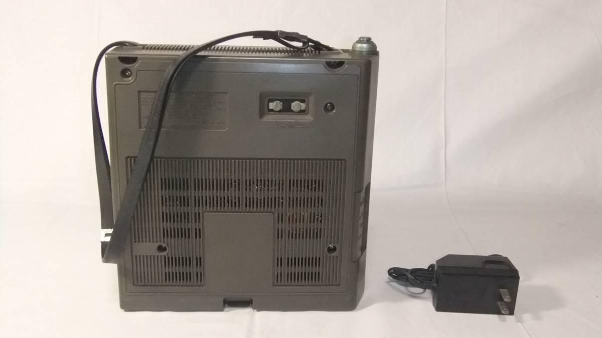SONY ソニー SKY SENSOR  スカイセンサー  ICF-5900 ラジオ 受信確認済み ジャンク_画像2