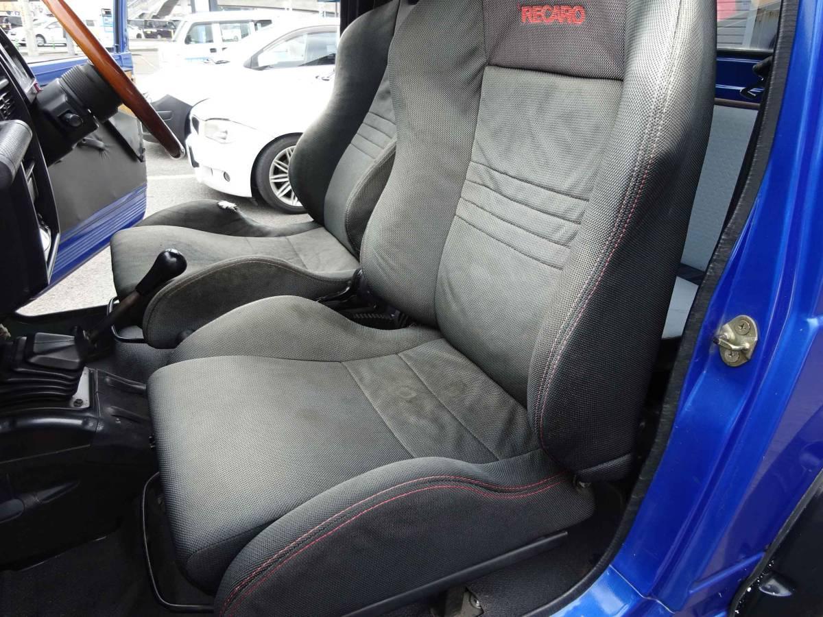 ジムニー(JA11改) 車高公認済み(緩衝装置) 車検証記載車高183cm 5速ミッション車_画像5