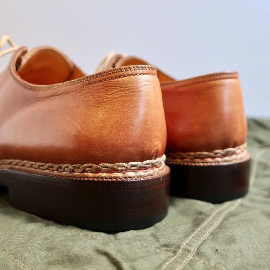ブヒシューズ STEFANOBI/ステファノビ 26.5cm / 8 1/2 美品/ 送料無料/ ステファノブランキーニ /ノルベジェーゼ製法 /革靴/Uチップ_ブヒシューズ|ステファノビ|革靴