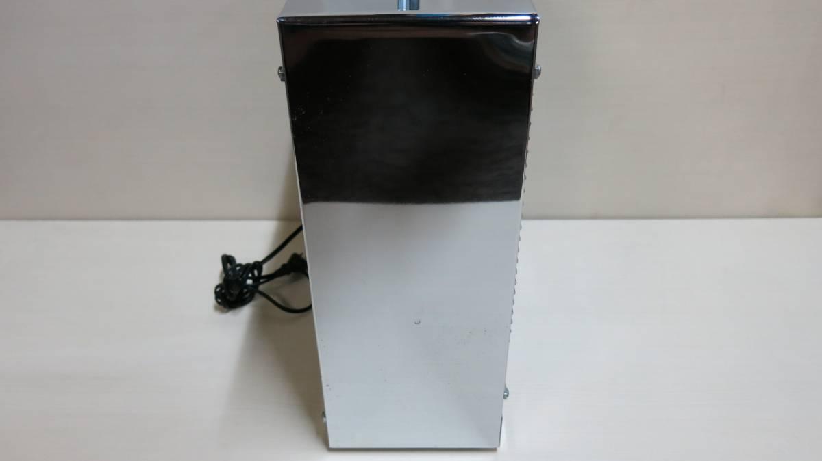 中古 Delight Electric MODEL EL062 アンティーク 扇風機 U.S メタル ボックス ファン 2002年製_画像3