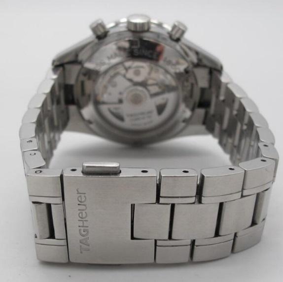 タ グ ホ イ ヤー TAG HEUER カレラ クロノグラフ 自動巻き 腕時計 CV2010BA0794_画像4