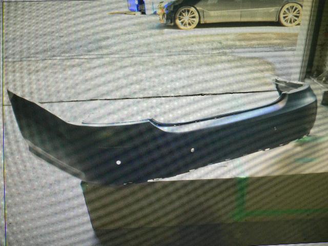 ★★ W221 後期 S65ルック リアバンパー スカート スポイラー ウレタン製 社外品 ① ベンツ 用 ★