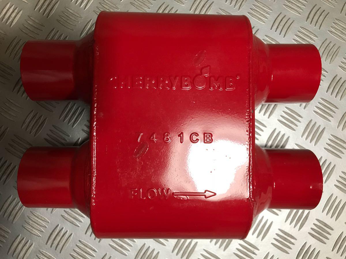 Cherry Bomb Extreme Muffler 7481CB