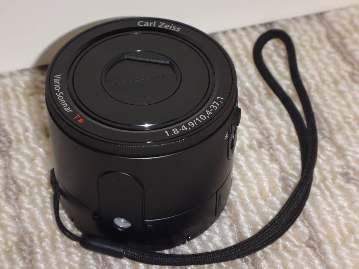 美品 Sony DSC-QX100 デジカメ Cyber-shot 1.0型センサ F1.8_画像2