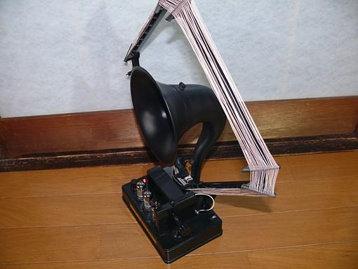 真空管ラジオ 再生式ラジオ 電池管 学研 レトロラジオ オブジェ 電池管ラジオ_画像4