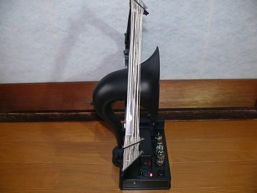 真空管ラジオ 再生式ラジオ 電池管 学研 レトロラジオ オブジェ 電池管ラジオ_画像5