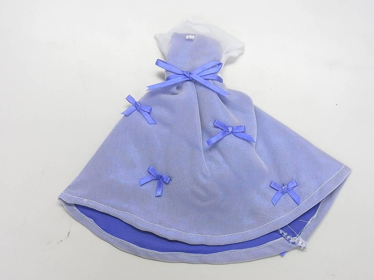 α2 バービー ジェニー ドレス 人形 ハンドメイド お洋服 未使用 パーティードレス 送料340円_画像2