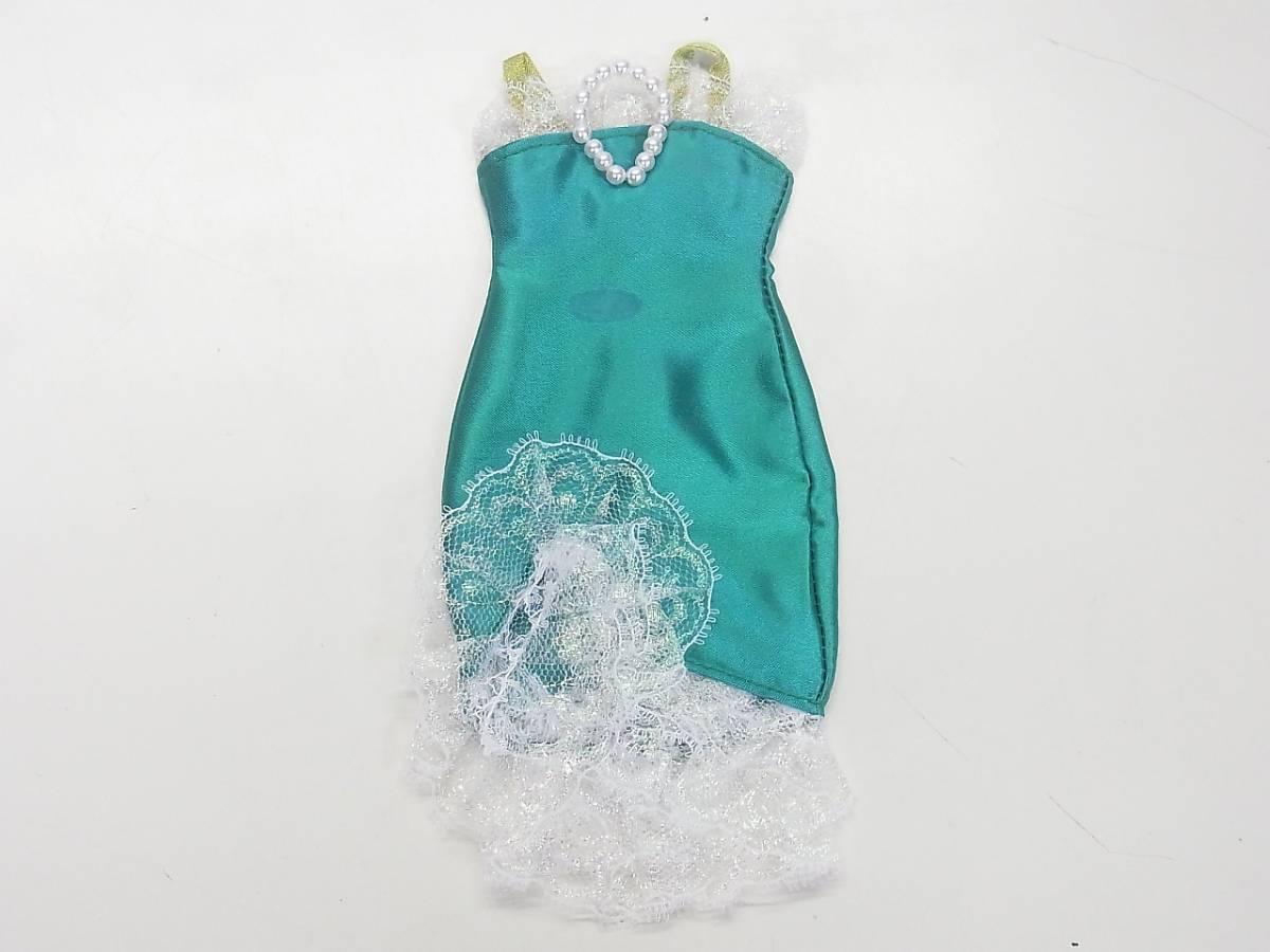 α2 バービー ジェニー ドレス 人形 ハンドメイド お洋服 未使用 パーティードレス 送料340円_画像6