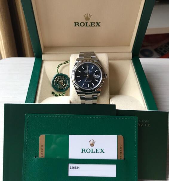 正規品 付属品完備 ROLEX ロレックス 126334 時計 メンズ 腕時計