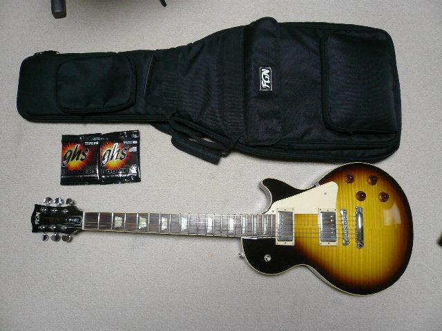 売切り!エレキ ギター フジゲン NCLS-20R /LD