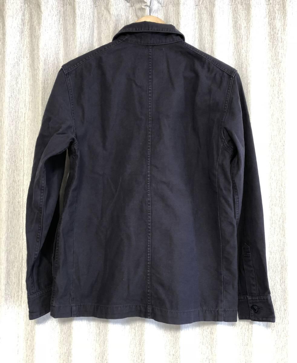 名作☆[wtaps] 11AW BUDS L/S ヴィンテージ加工ミリタリーシャツ 1 ダブルタップス_画像2