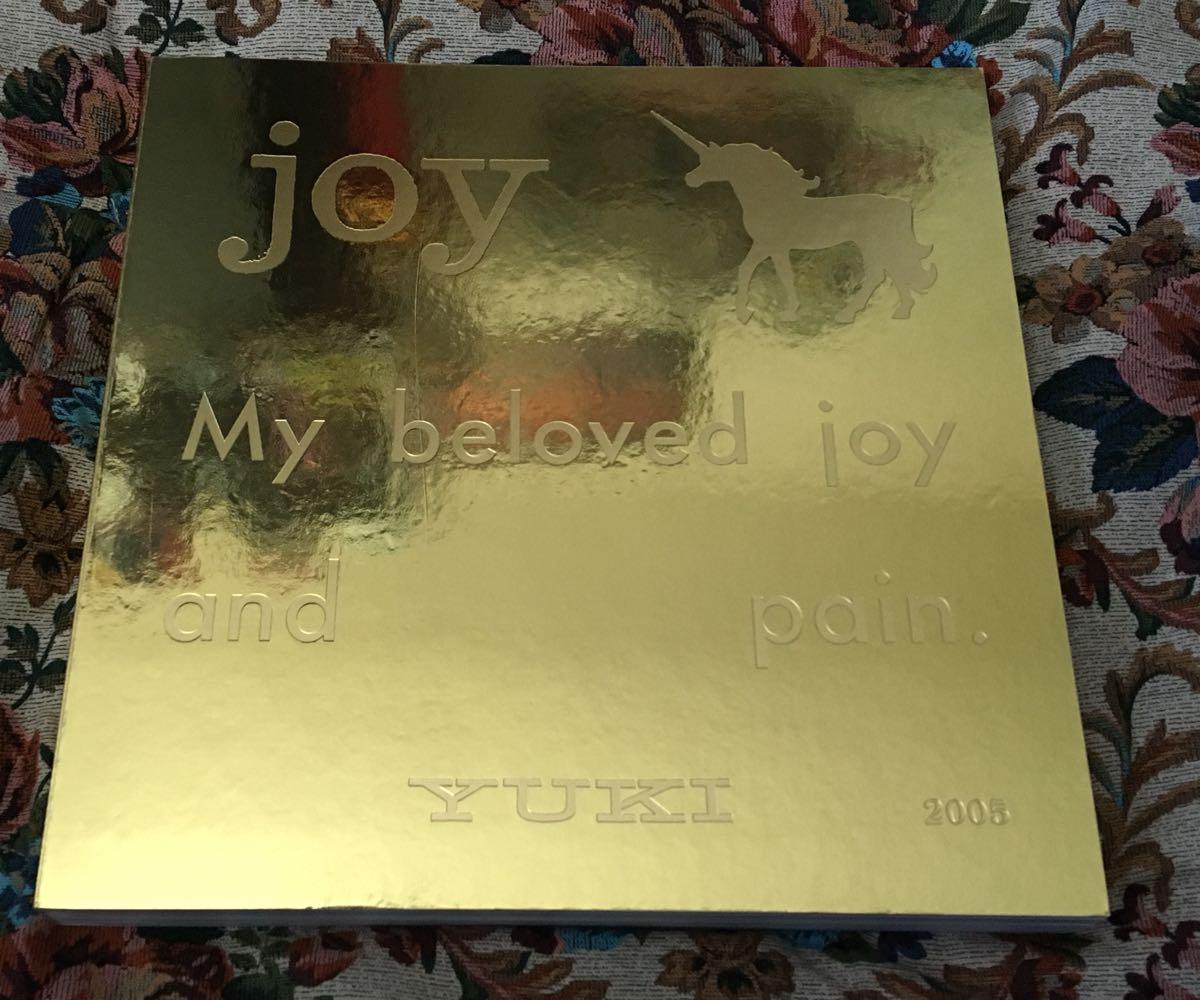 ツアーパンフレット「YUKI joy TOUR 2005 My beloved joy and pain.」