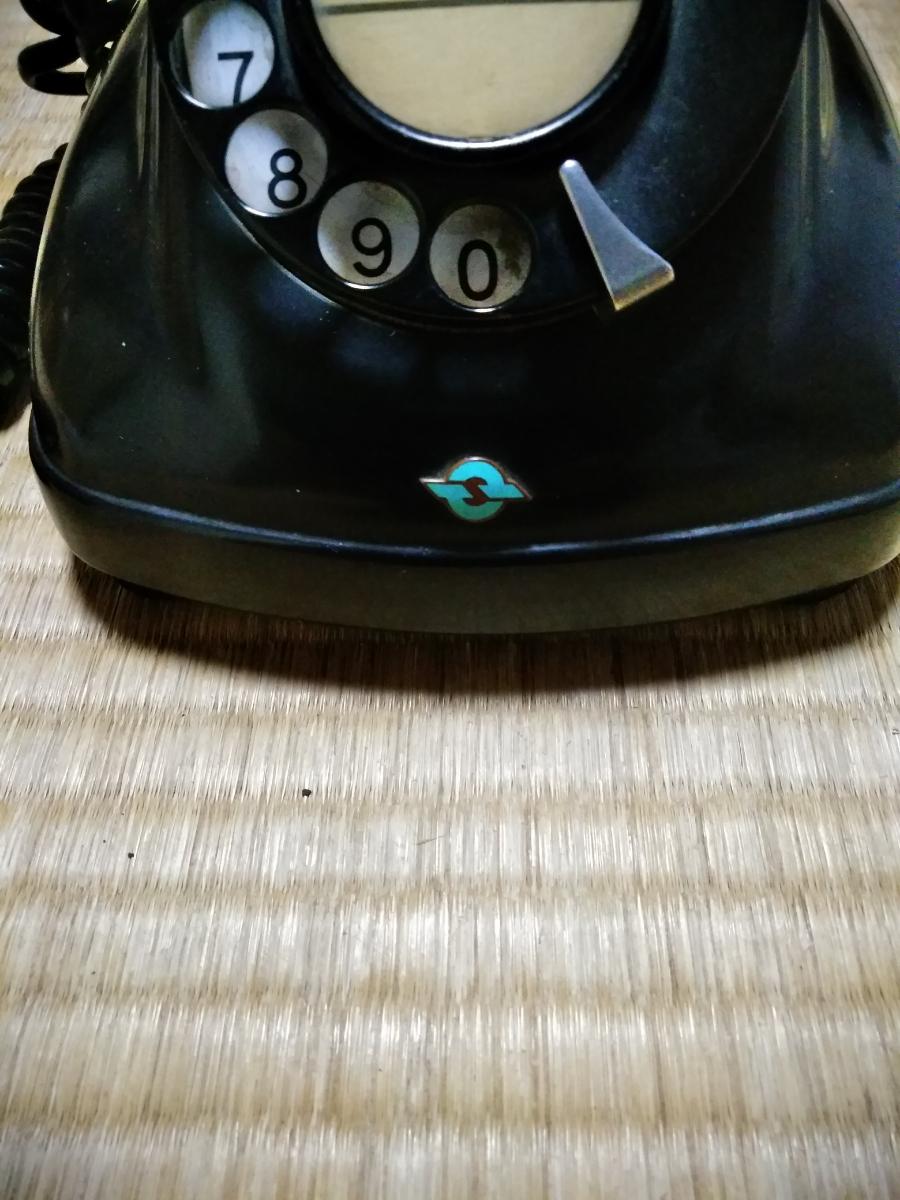 黒電話 レトロ昭和セット①_画像2