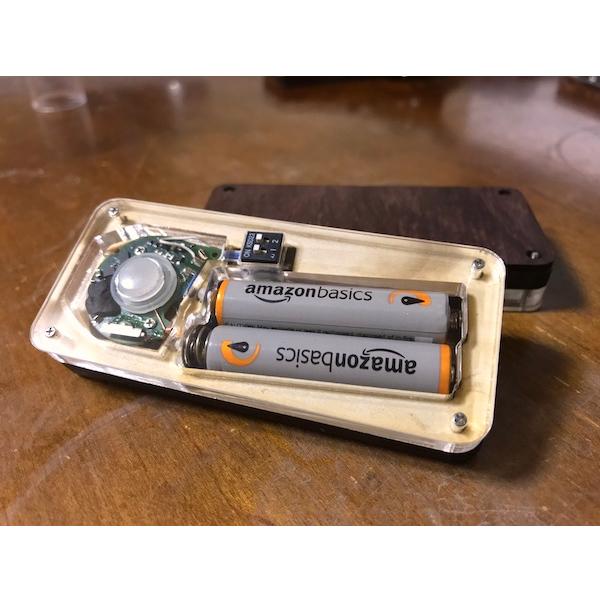 [iOS対応](加工依頼) ICチップ制御 自動化改造 ポケモンGOプラス Pokemon GO Plus 自動 バイブ オン/オフ Android iPhone 単4電池