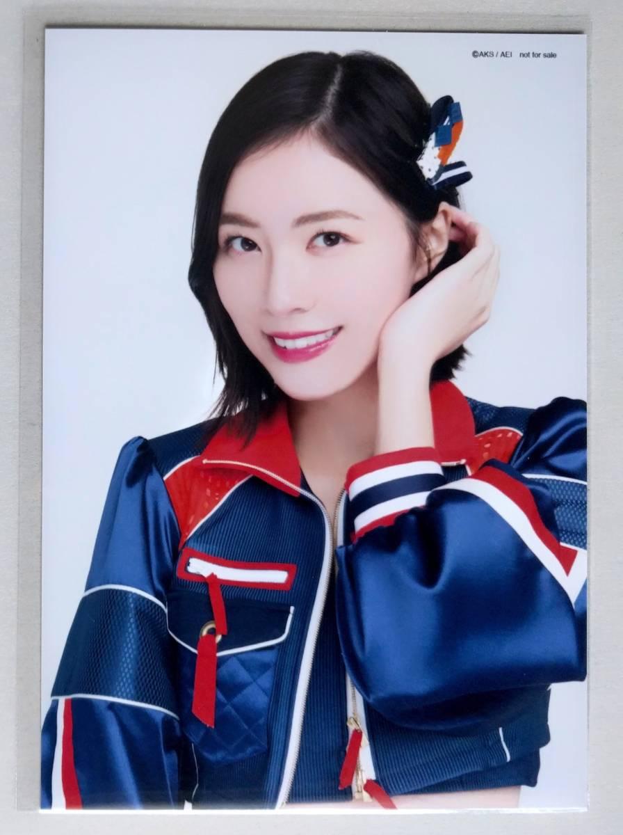 SKE48 松井珠理奈 生写真 22ndシングル 無意識の色 初回盤 限定 封入特典