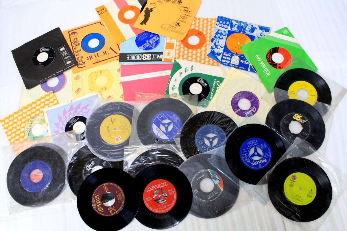 EPレコード★洋楽★186枚セット★ロック/ポップス/映画/クラシック/ジャズ他★マドンナ/ビートルズ/シカゴ/クリフ/オリビア/ABBA/キング他_画像9