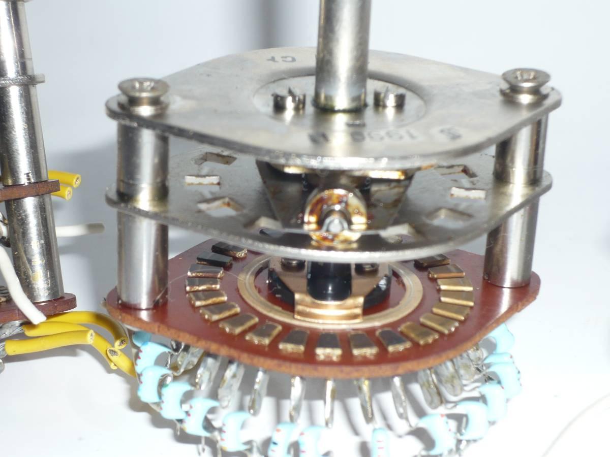 自作派の為の電子部品 ロータリースイッチ 2段1回路26接点 2セット_画像5