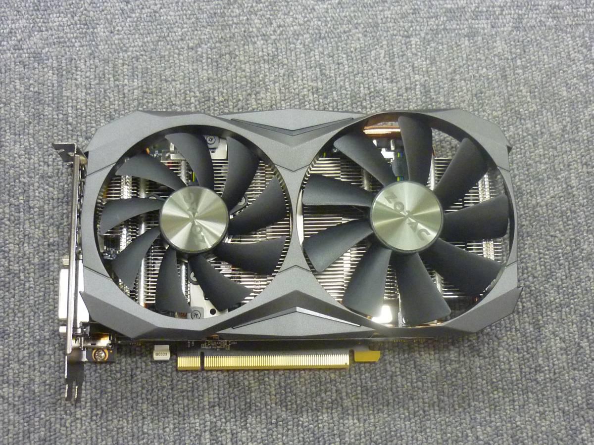 ZOTAC GTX1080 8GB 256BIT GDDR5X
