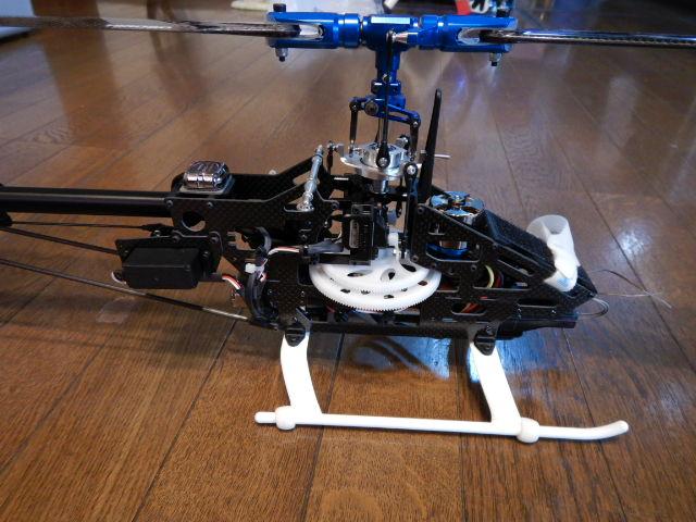 ヒロボー HIROBO EMBLA 450E SLM ジャンク品 _画像7