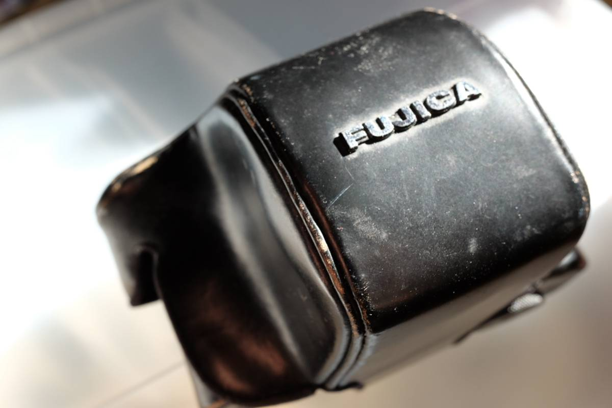 ジャンク フジカ FUJICA ST801 EBC FUJINON 55mm F1.8 フジノン_画像3